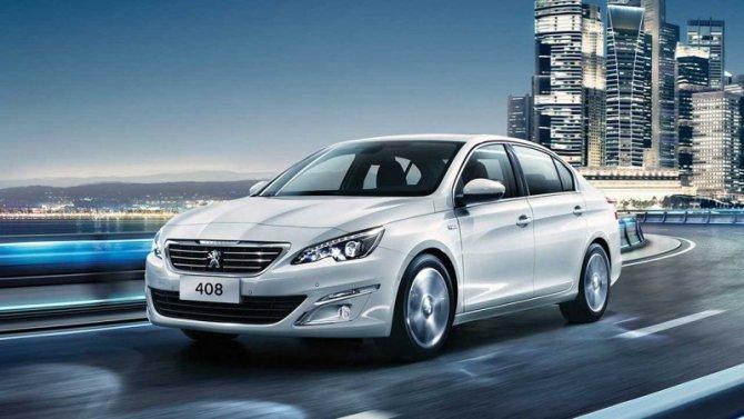 Предложены скидки наавтомобили Peugeot иCitroen