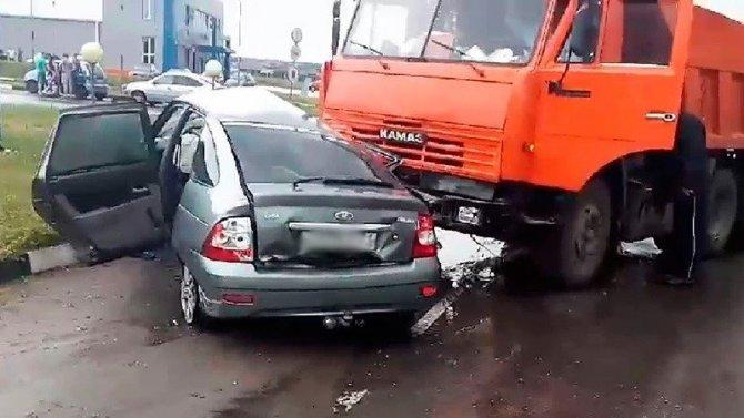 Два человека погибли в ДТП в Старом Осколе