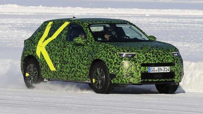 Новый Opel Mokka: что о нём известно?