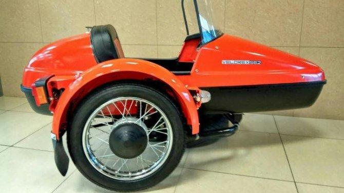 Известный видеоблогер нашёл очень редкий мотоцикл