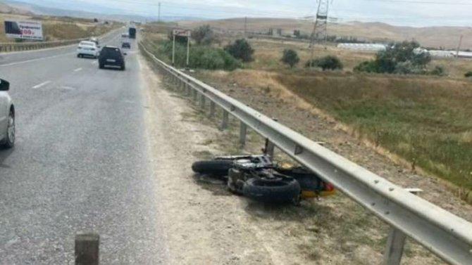 Мотоциклист и пешеход погибли в ДТП в Дагестане