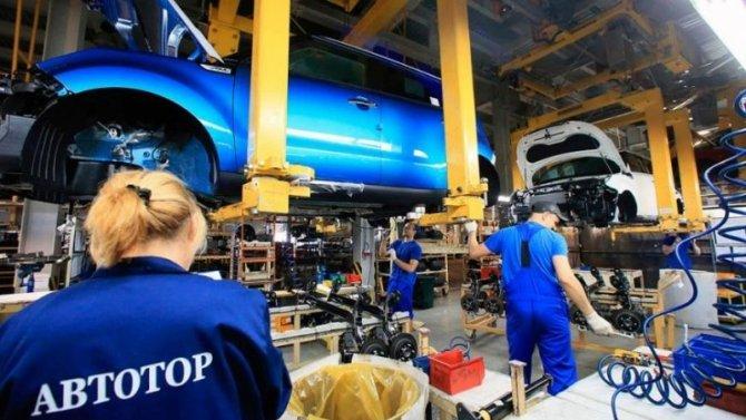 «Автотор» временно прекратил выпуск BMW