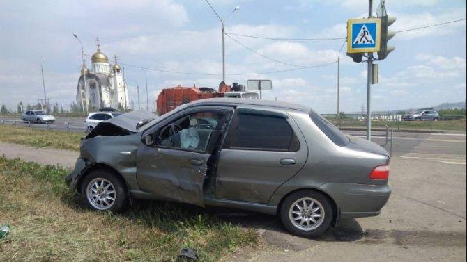 Девочка-подросток пострадала в ДТП в Магнитогорске