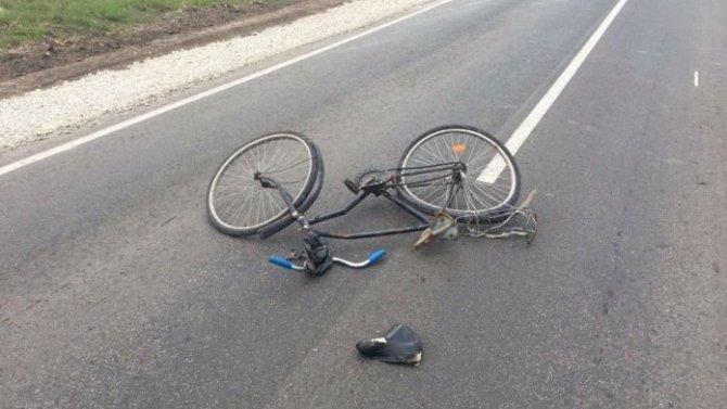 Велосипедист погиб в ДТП под Саратовом