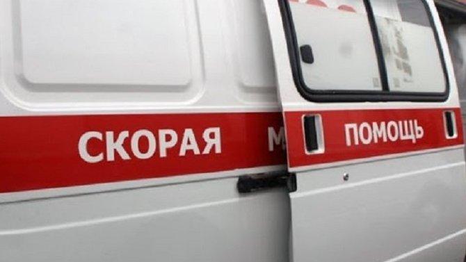 Мотоциклист серьезно пострадал в ДТП в Тюмени
