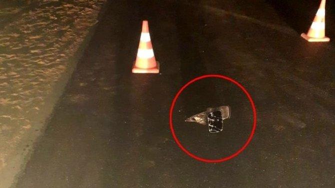 Под Астраханью девушка сбила пешехода и скрылась