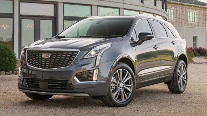 Падение рубля: стали дороже три модели Cadillac