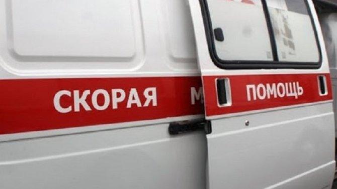 В Курске иномарка сбила ребенка на самокате