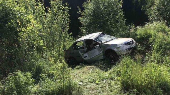 Молодая женщина погибла в ДТП в Сюмсинском районе Удмуртии