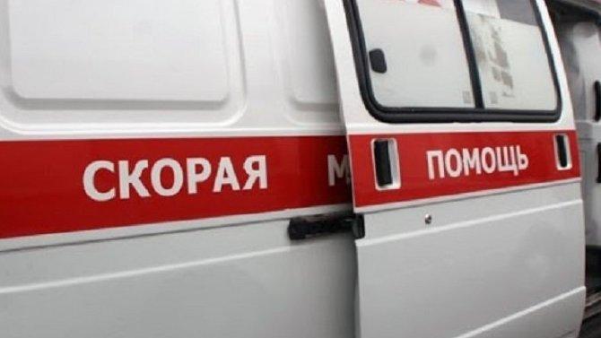Двое детей пострадали в ДТП в Туле