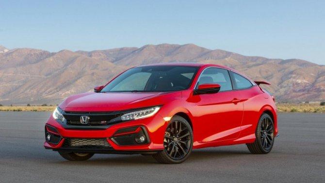 Обновлённая Honda Civic Siнеполучит «автомат»
