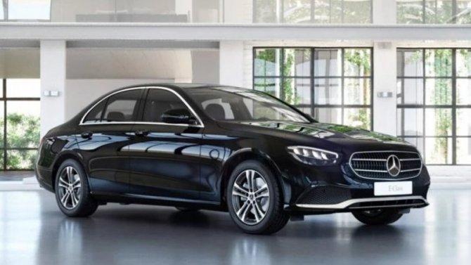 Названы рублёвые цены наобновлённый Mercedes-Benz E-Кlassе