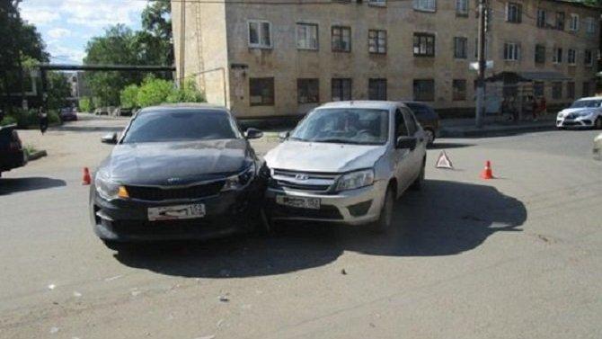 4-летний ребенок пострадал в ДТП в Омске