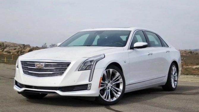 Cadillac CT6 будет снят с производства
