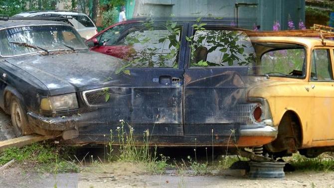 Вновом КоАП появятся штрафы владельцам брошенных автомобилей