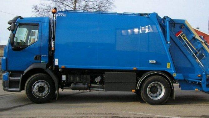 НаКамАЗе собран первый грузовой электромобиль