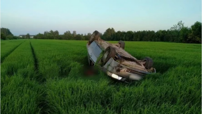 В ДТП в Рязанской области погиб водитель иномарки