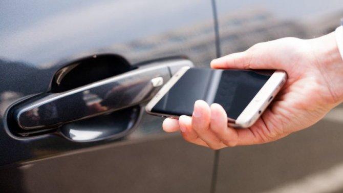 Фирма Apple представила «цифровые ключи» для автомобилей