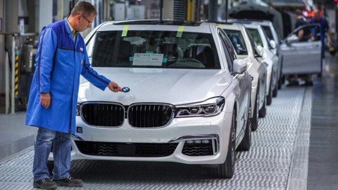 Пандемия: BMW планирует массовое сокращение штата