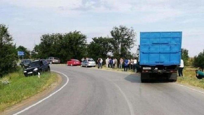 Пожилая женщина погибла в ДТП в Ростовской области