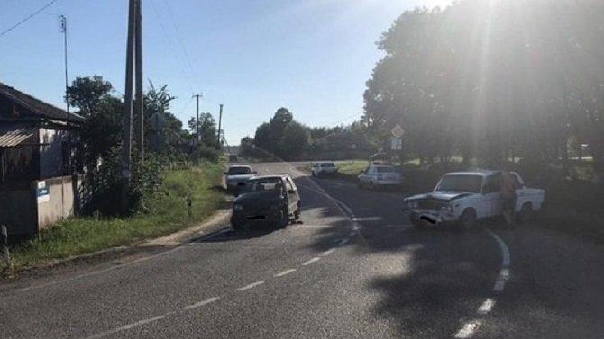 Девочка пострадала в ДТП в Белореченском районе