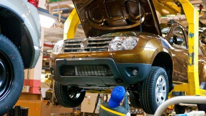Правительство Франции поможет фирме Renault