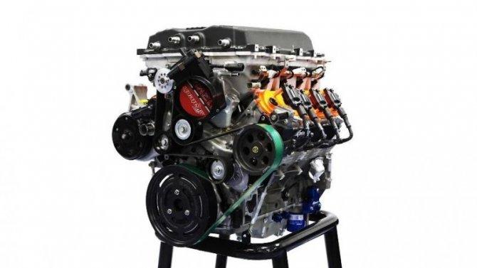 ВСША создан очередной сверхмощный двигатель
