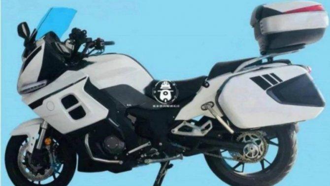 Фирма Benelli скоро покажет новый мотоцикл