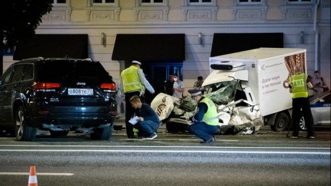 Умер водитель, пострадавший в ДТП с Ефремовым