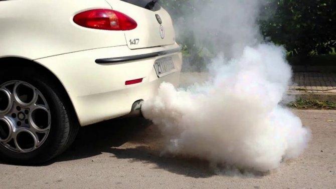 ВРоссии предложено запретить автомобили сДВС