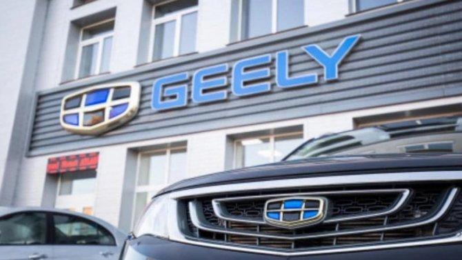 Geely бесплатно дезинфицирует машины