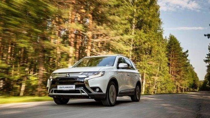 Mitsubishi Outlander российской сборки успешно прошёл сертификацию