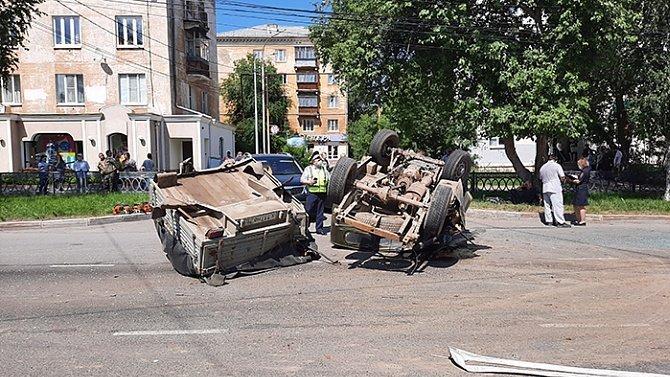 Два человека пострадали в ДТП в Нижнем Тагиле