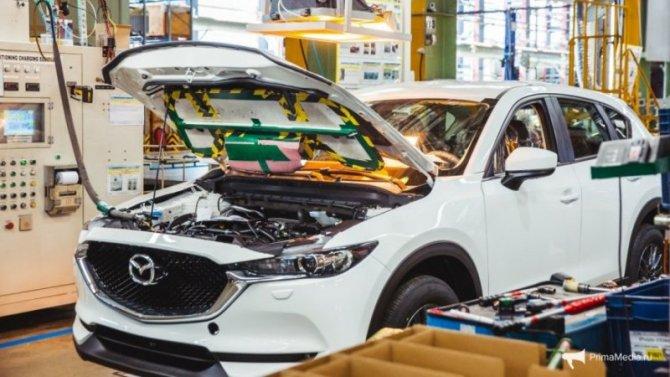 Регионы решают: возобновил работу завод Mazda Sollers