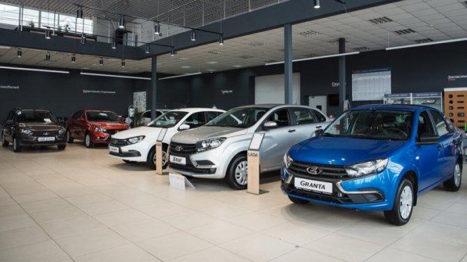 «АвтоВАЗ» объявил оновых скидках насвои автомобили