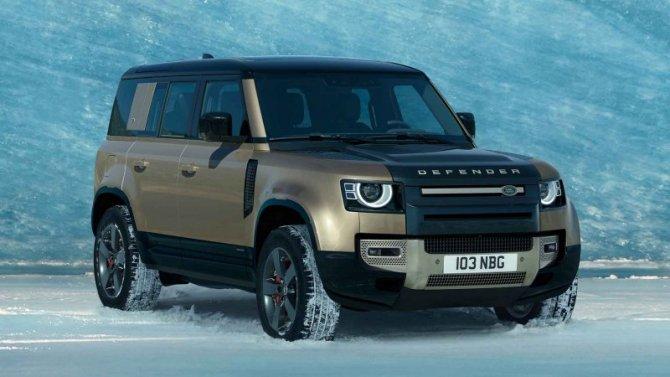 Предложен новый аксессуар для Land Rover Defender