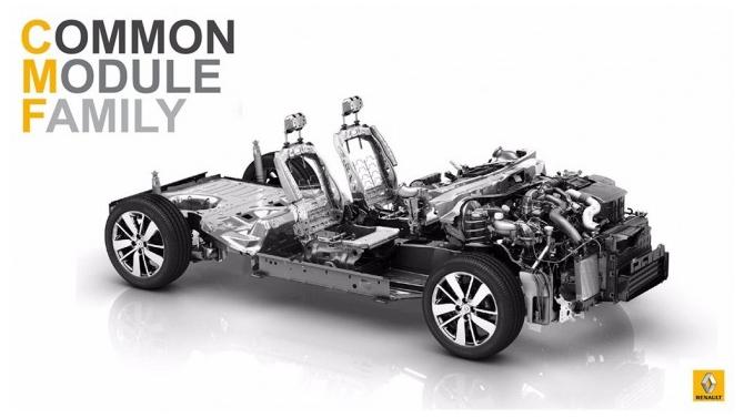 «АвтоВАЗ» начал работу над сборкой автомобилей нановой платформе CMF-B-LS— начнут, видимо, сLada Granta