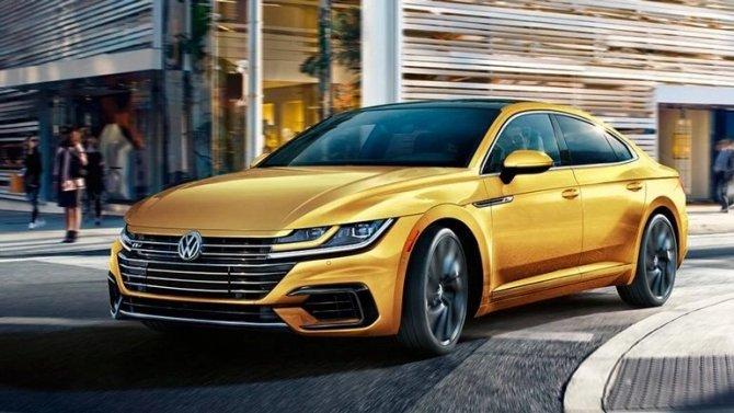 В России начались продажи нового Volkswagen Arteon