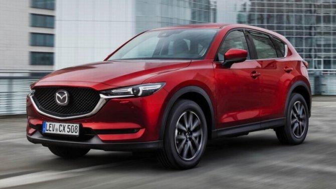 ВРоссии рухнули продажи автомобилей Mazda