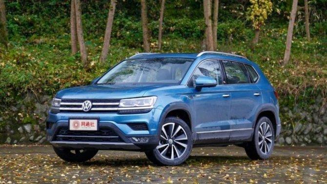 Кроссовер Volkswagen Tharu бьёт рекорды попродажам