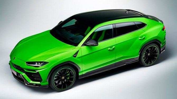 Lamborghini Urus получил новый стайлинг-пакет
