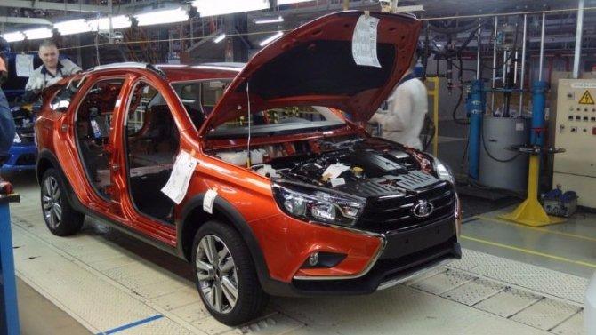 «АвтоВАЗ» сообщил обулучшении качества своих машин