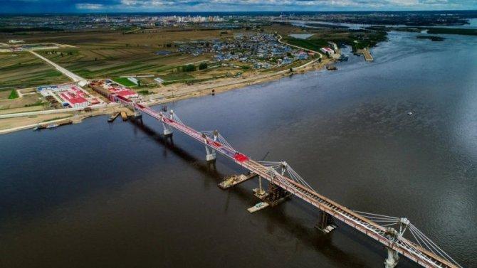 НаДальнем Востоке построят новый автомобильный мост