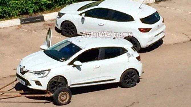 «АвтоВАЗ» может начать выпуск Renault Clio