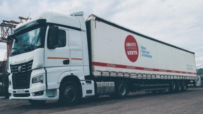 КамАЗ начал рабочие испытания новых тягачей.
