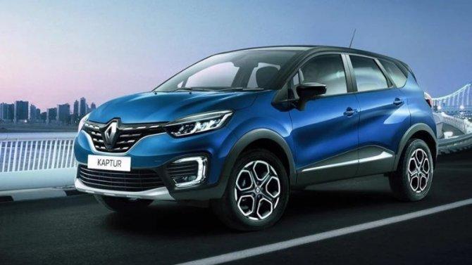 Известны цены всех версий обновлённого Renault Kaptur