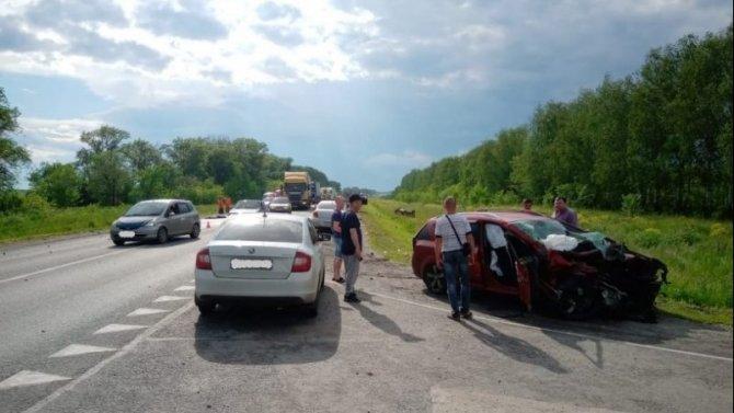 Три человека погибли в ДТП в Ульяновске