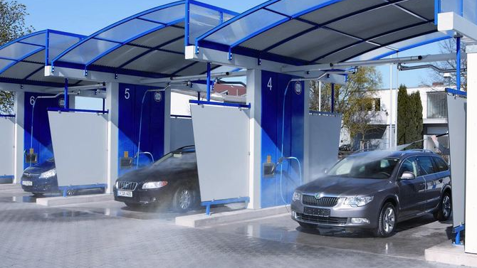 Автомобильные мойки отWashTec— лучший вариант для старта бизнеса