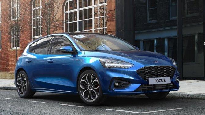 Ford Focus получил гибридную модификацию
