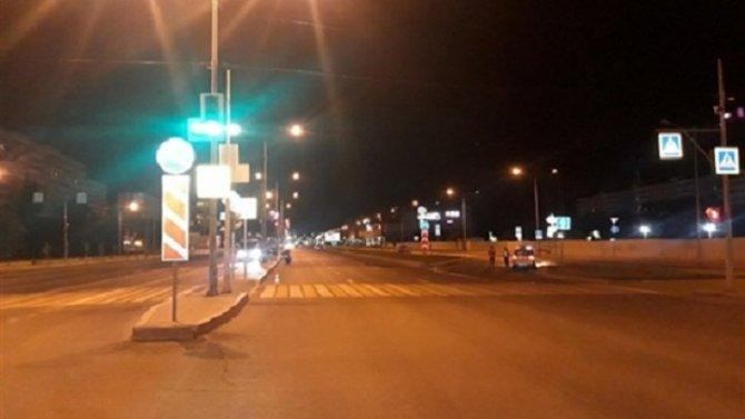 В Самаре мотоцикл насмерть сбил пешехода